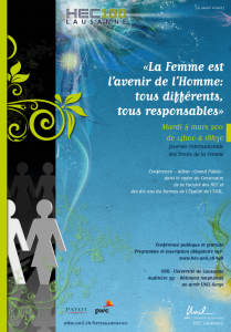 affiches 8 mars